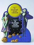Nightmare Before Christmas Jack Skellington & Sally Resin Photo Frame