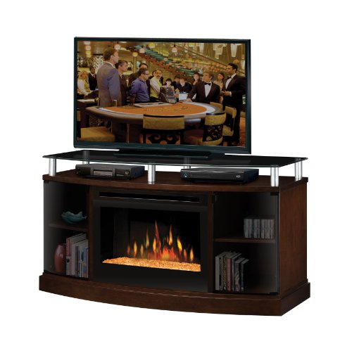 Buy low price dimplex marana 76 fireplace tv stand with for Cheap bed stands