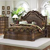 San Mateo Sleigh Bedroom Set King