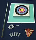 amazon出店特別企画 ネイルタイプ(刺さる矢)吹き矢フルセット(TN-700)