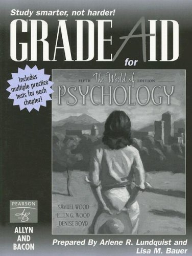 Grade Aid for the World of Psychology