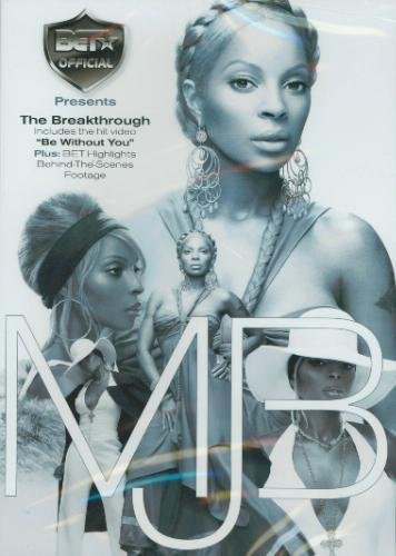 Mary J. Blige Bet Offical Presents The Breakthrough front-430845