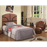 Crown Mark Basketball Headboard