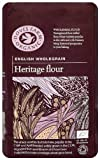 Doves Farm Organic Wholegrain Heritage Flour 1 kg (Pack of 5)