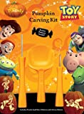 PMG Toy Story Pumpkin Carving Kit, 3 Carving Tools, 7 Stencil Patterns
