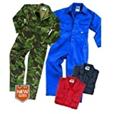 rolly toys bleu de travail pour enfant rouge 164 cm sports et loisirs. Black Bedroom Furniture Sets. Home Design Ideas