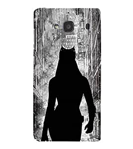 EPICCASE Symbol case Mobile Back Case Cover For Mi Redmi 2 Prime (Designer Case)
