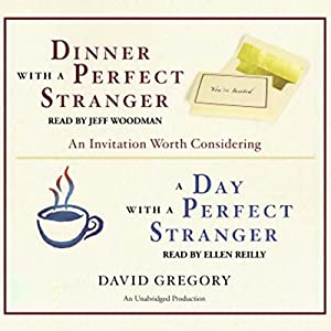 A Day with a Perfect Stranger Hörbuch