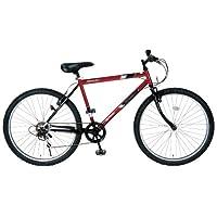 My Pallas(マイパラス) マウンテンバイク26インチ6段変速 カラー/ワインレッド M-610S-RD