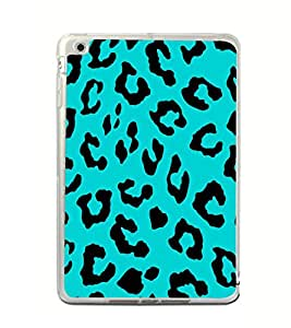 Tiger Print 2D Hard Polycarbonate Designer Back Case Cover for Apple iPad Mini 4 :: Apple iPad Mini 2 :: Apple iPad Mini 2 Wi-Fi + Cellular :: Apple iPad Mini 3 :: Apple iPad Mini 3 Wi-Fi + Cellular