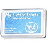 Proudbody My Little Prints Baby-Safe Ink Pad, Blue