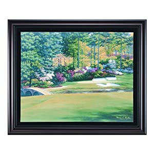 Golf Gifts and Gallery Augusta 12 Canvas Art (23 X 21) by Golf Gifts & Gallery