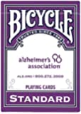 Bicycle Alzheimer Association Playing Cards