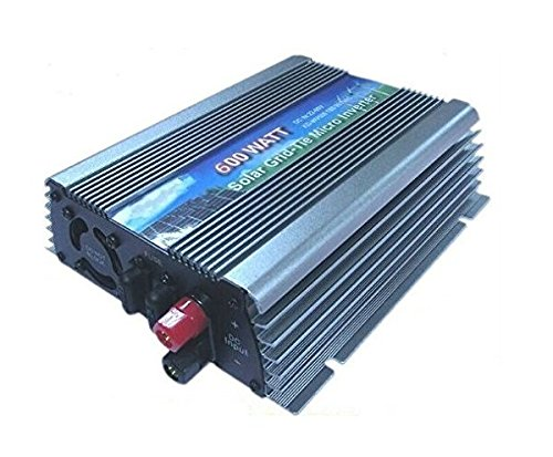 Sungoldpower 600W Grid Tie Inverter Dc10.5V-28V Power Inverter For Solar Panel System Good Quality