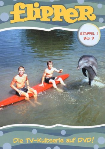 Flipper - Staffel 1, Box 3 [2 DVDs]
