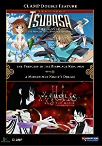 CLAMP Double Feature: Tsubasa Reservoir Chronicle / xxxHOLiC