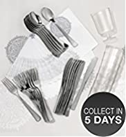 Buffet - Luxury Disposable Tableware Pack