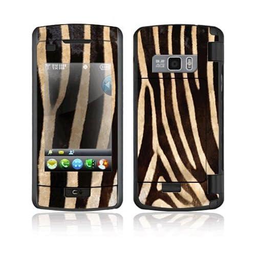 Zebra Print Decorative Skin Cover Decal Sticker for LG enV