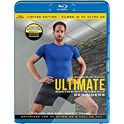 ULTIMATE Bodyweight Workout 4K Beginners Limited Edition - [Blu-ray]