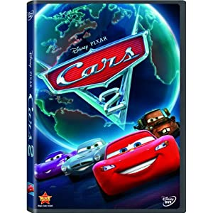 Disney Cars 2 Movie