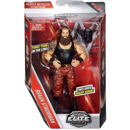 FAST TRACK WWE ELITE BRAUN STROMAN