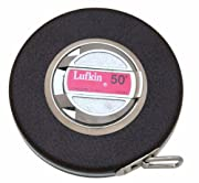 Lufkin C213C 3/8-Inch by 600-Inch Anchor Chrome Clad Tape