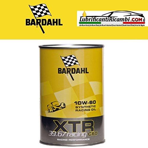 OLIO-motore-auto-XTR-3967-Racing-c60-10W-60-formulato-per-motori-racing-o-di-elevata-potenza-Bardahl-Offerta-5-Litri