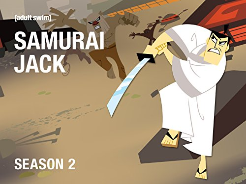 Samurai Jack Season 2