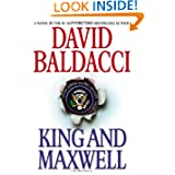 King and Maxwell (King & Maxwell) by David Baldacci  (Nov 19, 2013)