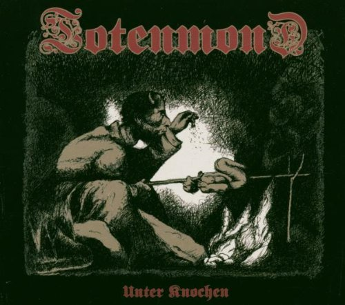 Unter Knocken [Digipak] by Totenmond (2004-02-23)
