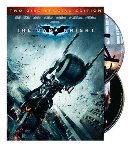 Cover art for  The Dark Knight (Two-Disc Special Edition)