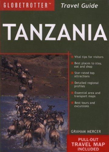 Globetrotter Travel Guide: Tanzania [Paperback]