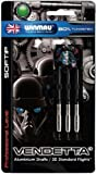 Soft darts set Vendetta Winmau 18 g