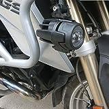「SUPAREE」BMW 用 補助灯 led ヘッドライト 40W バイク汎用 LED フォグランプ BMW R1200GS ADV用 フォグ サイドライト 左右一セット IP67防水 一年保証付き