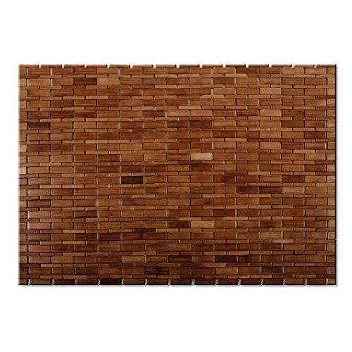 casa-pura-luxury-bamboo-bath-mat-chestnut-brown-60-x-90-cm-2ft-x-3ft-bathroom-sauna-mat-2-colors-ava