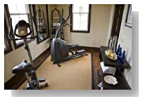Luxury Home Gym. - 30