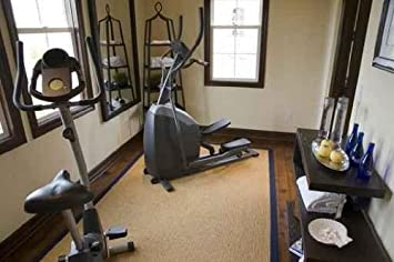 Luxury Home Gym. - Peel and Stick Wall Decal by Wallmonkeys