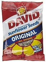 David Sunflower Seeds - 5.75 oz - 12 pk