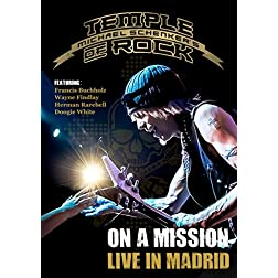 Michael Schenker's Temple Of Rock - On A Mission: Live In Madrid