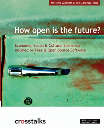 Large book cover: How Open Is the Future?