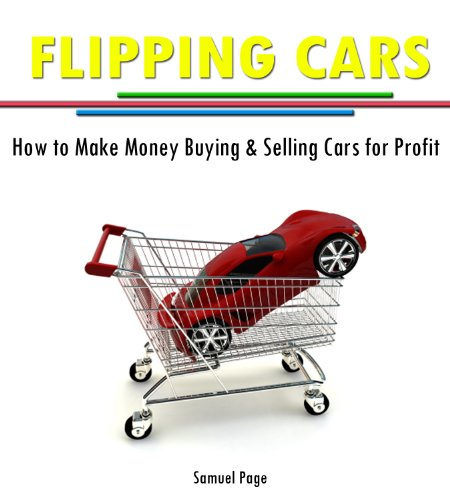 Make Money Buying and Selling Cars