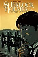 Sherlock Holmes les origines T01