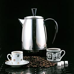 Farberware Stainless-Steel Electric Percolator