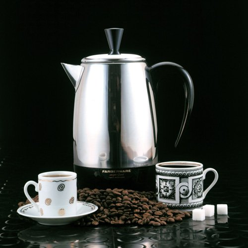 Farberware Automatic Coffee Maker Instructions : Coffee Percolators Archives - Page 2 of 7 - Gourmet Coffee & Equipment