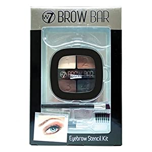W7 Brow Bar Eyebrow Stencil Kit