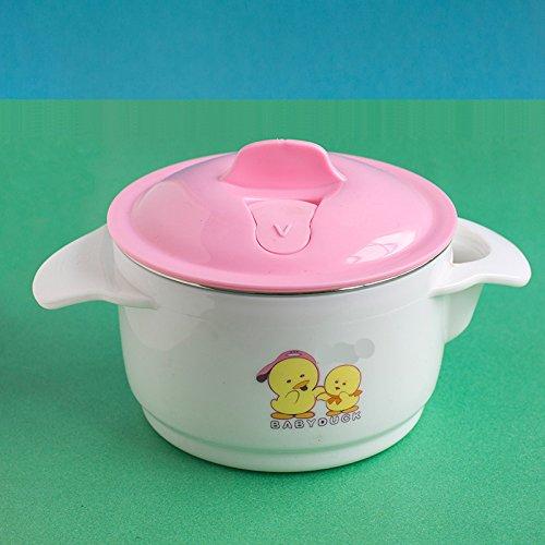 enfant-bebe-vaisselle-ventouse-bol-bol-en-acier-inoxydable-isolation