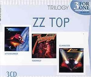 zz top trilogy afterburner fandango eliminator music. Black Bedroom Furniture Sets. Home Design Ideas