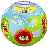 Toy - VTech 80-106104 - Winnie Puuhs Bunte Lernkugel