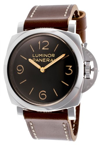 panerai-mens-luminor-1950-mechanical-black-dial-tan-genuine-leather