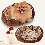 Alcoa Prime Pet Dog Cat Soft Bed Comfortable Puppy Plush House Nest Sleep Warm Hot Sale Puppy Dog Soft Sofa Dog...